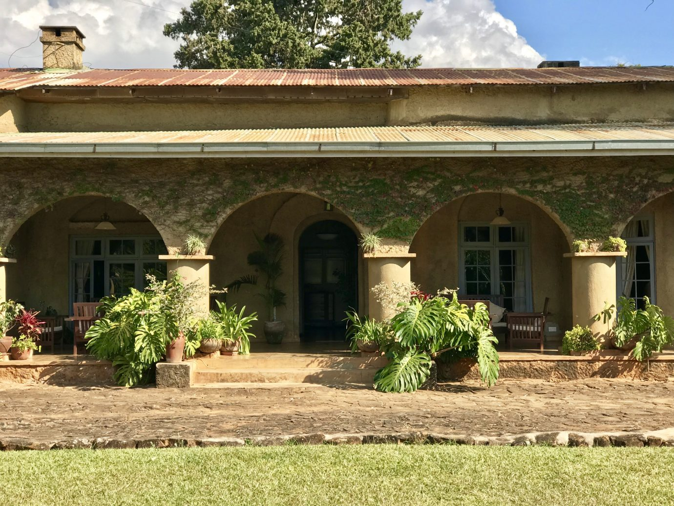 Huntingdon House / Satemwa Tea Estate