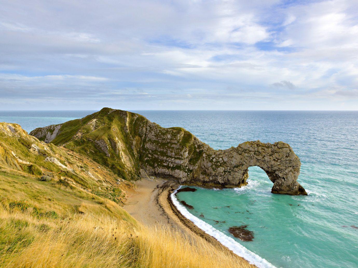Durdle Door beach, UK