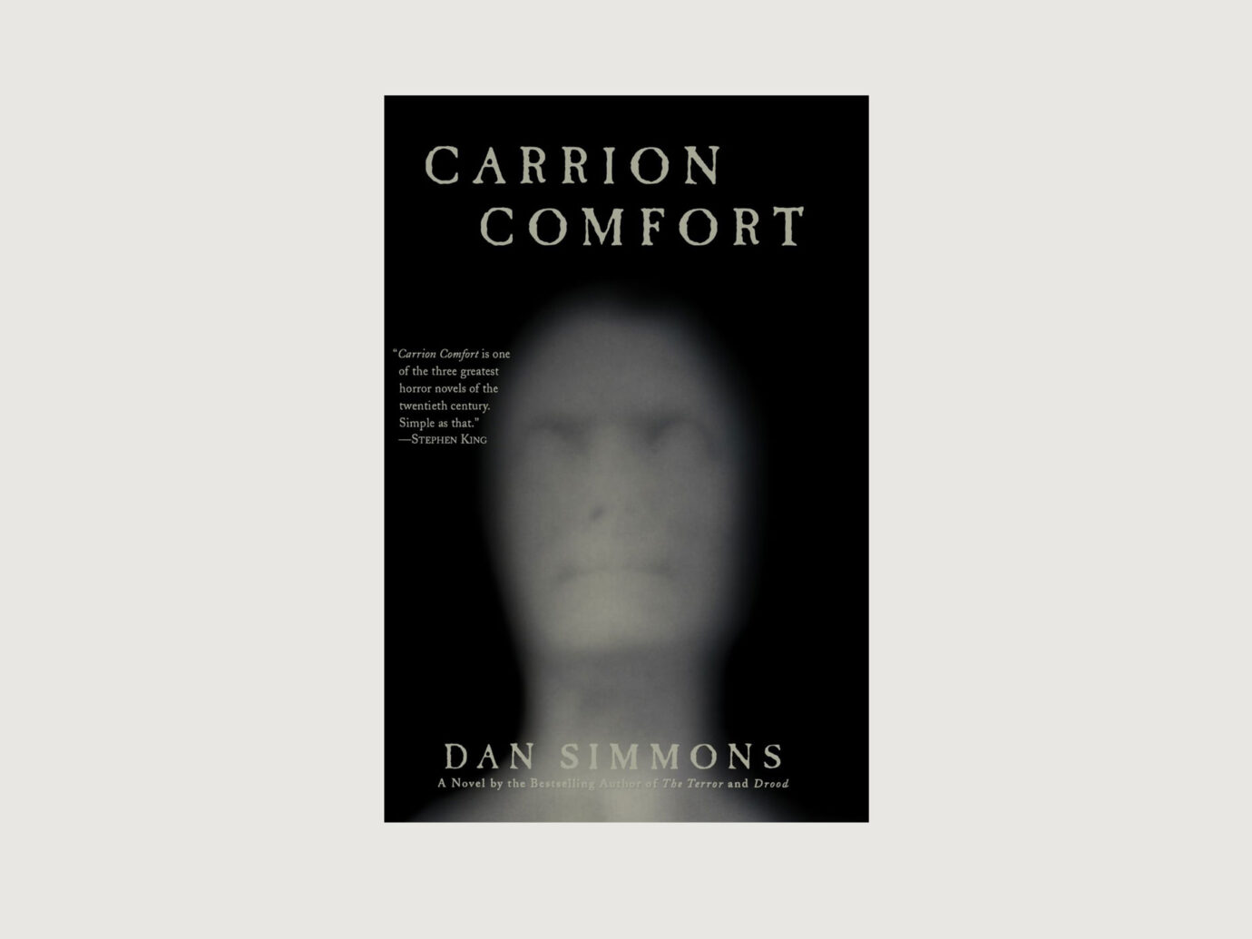 Carrion Comfort: A Novel by Dan Simmons