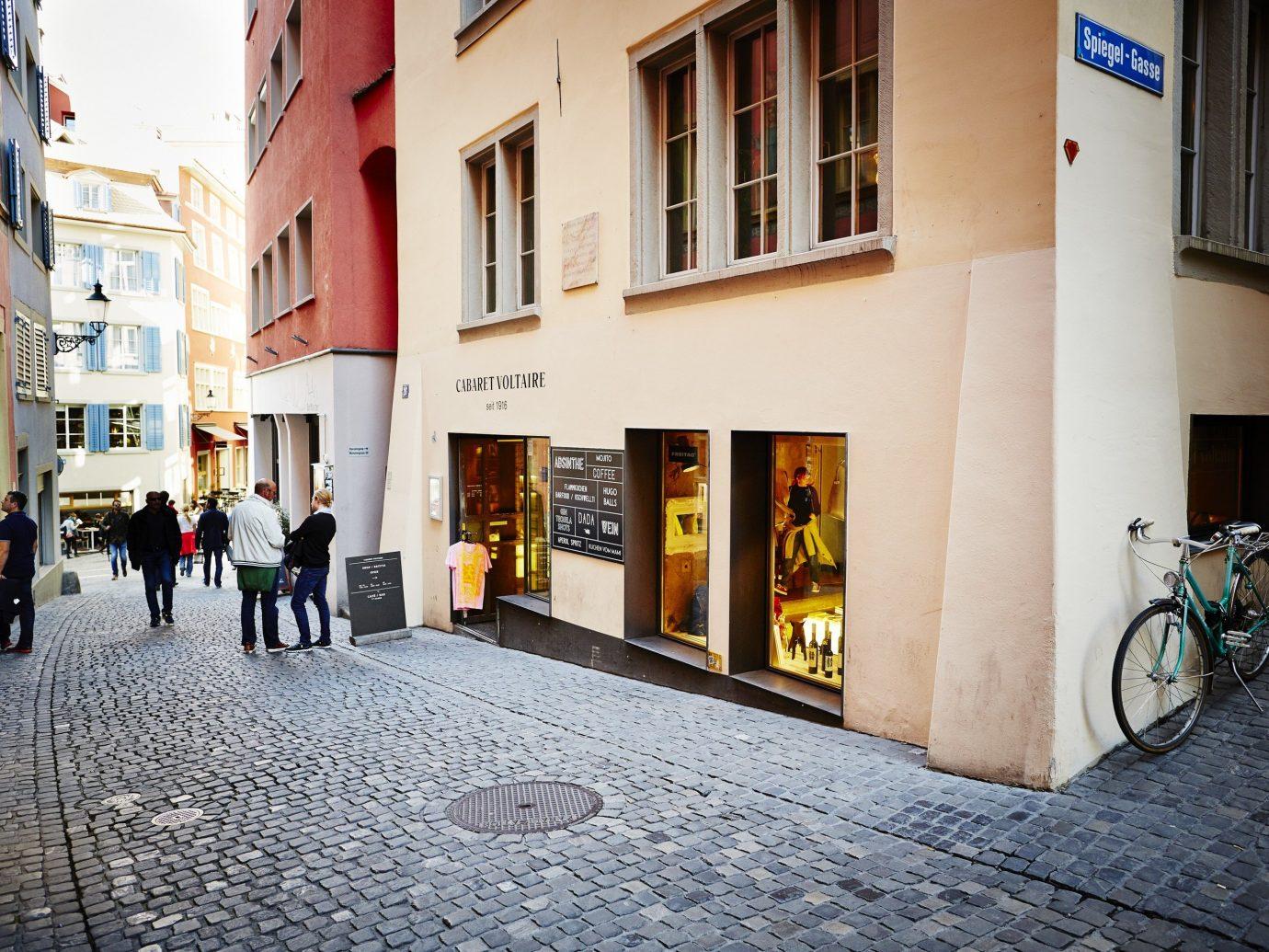 Cabaret Voltaire, Zurich