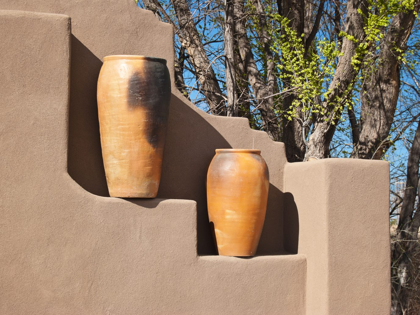Old adobe house - Southwest - Architectural Detail