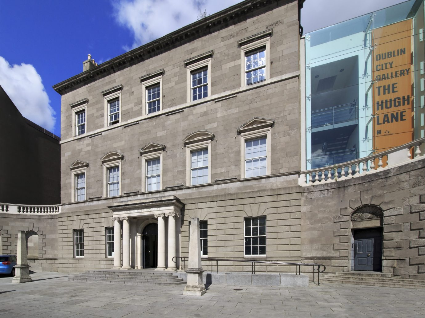 Dublin City Gallery. The Hugh Lane
