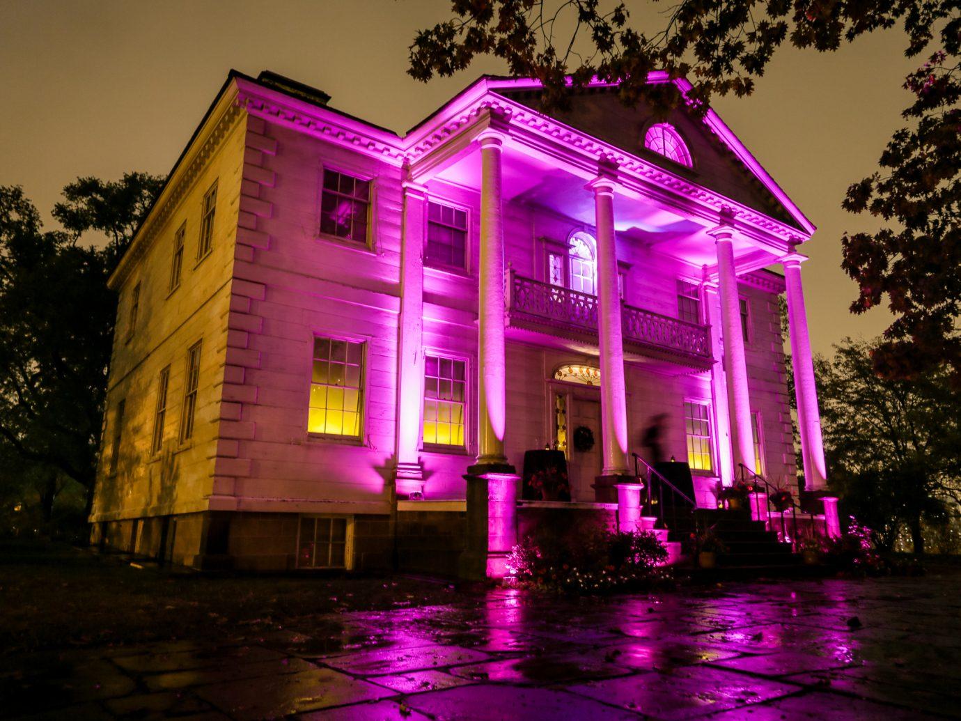 Paranormal Investigation at Morris-Jumel Mansion