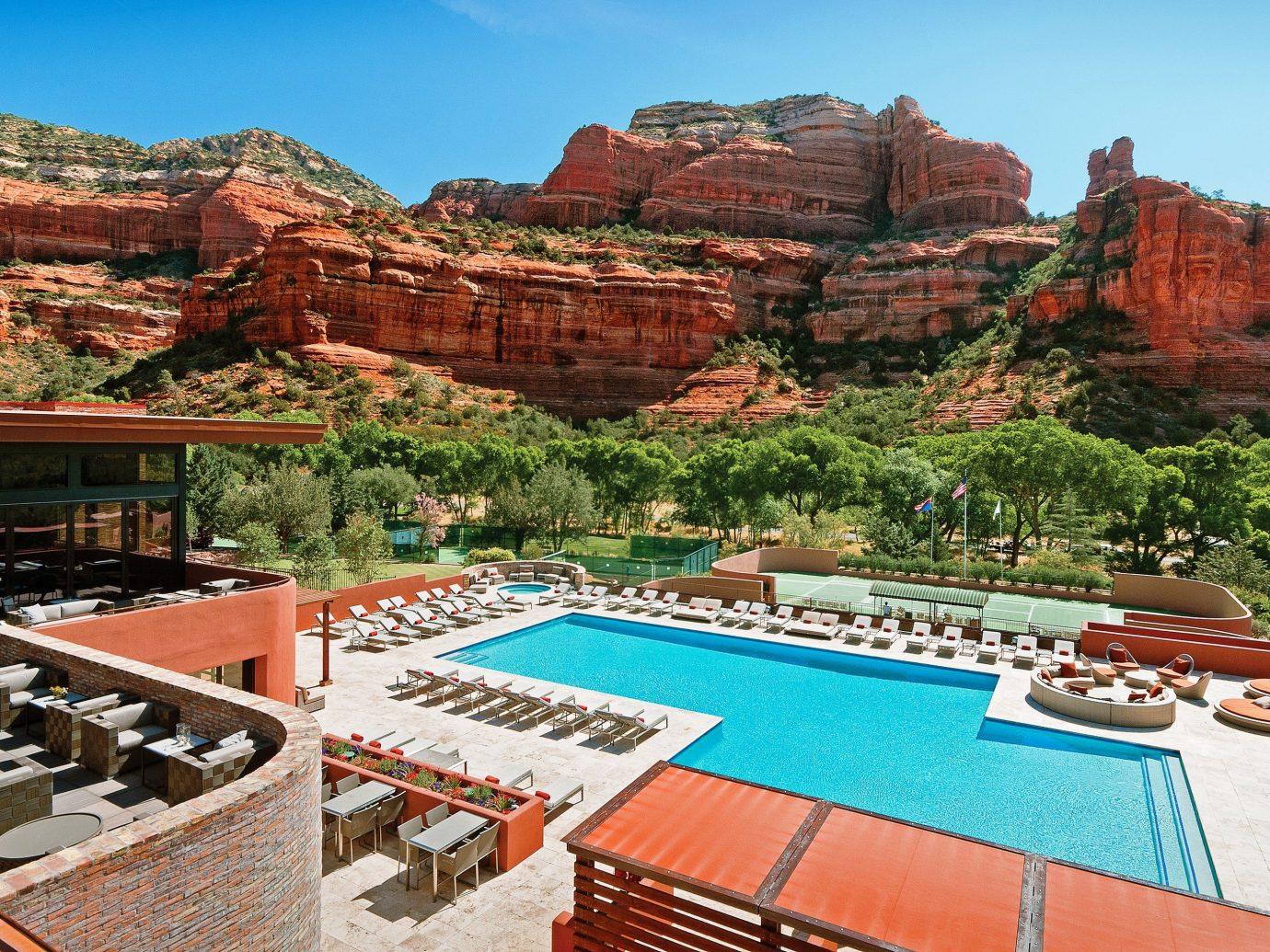 Pool at Enchantment Resort, Sedona