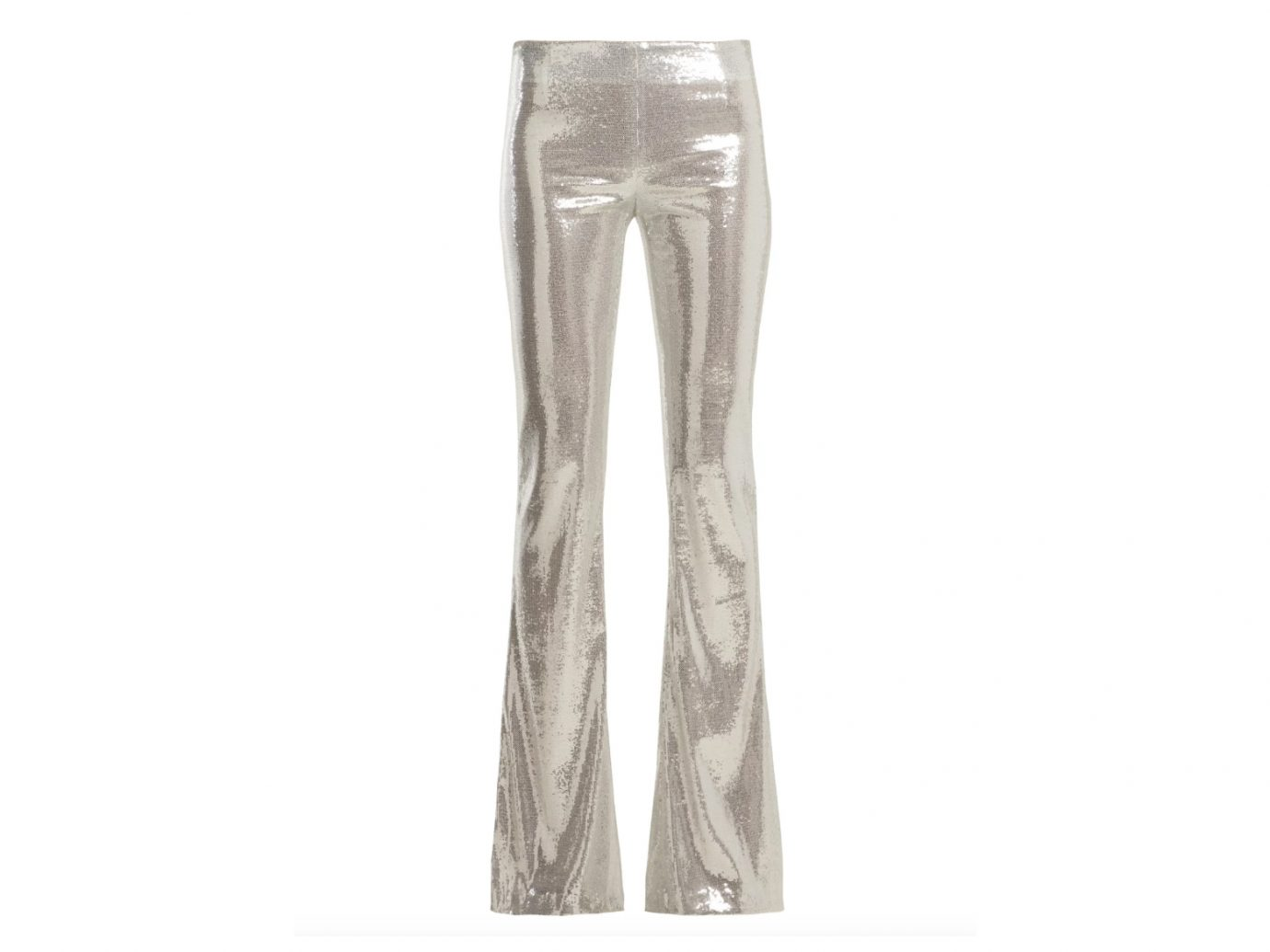 GALVAN Galaxy sequin flared trousers