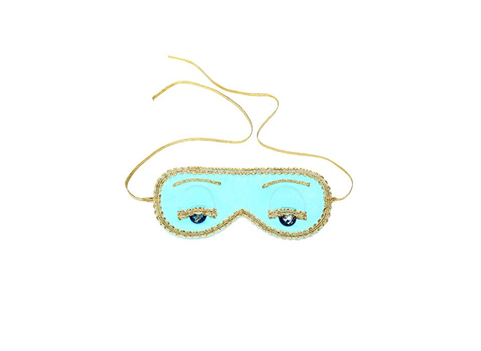 Blue Sleep Mask