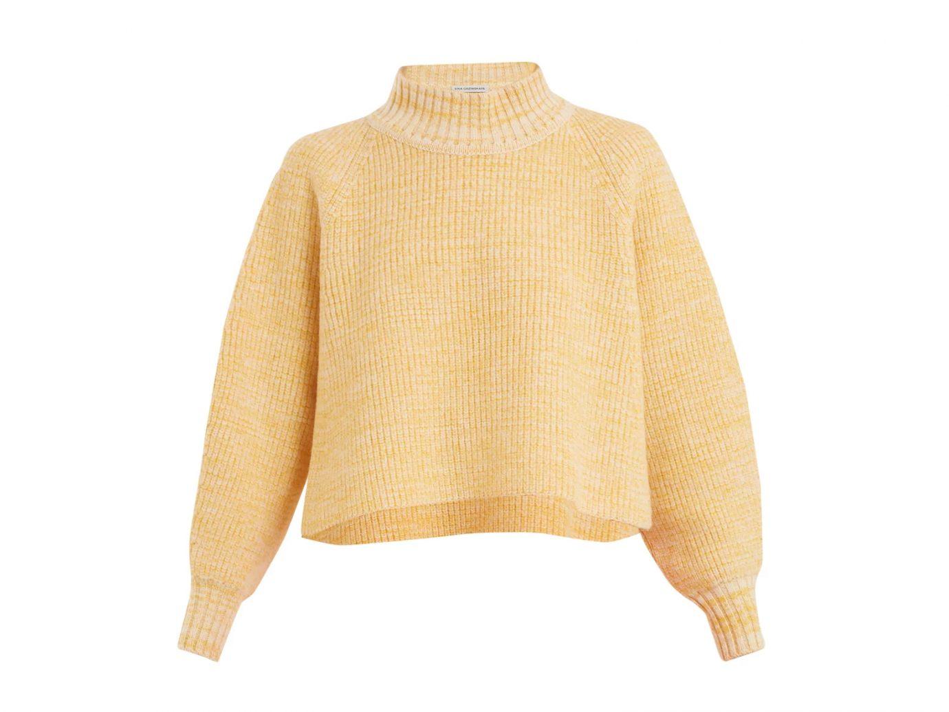 VIKA GAZINSKAYA Cropped wool sweater