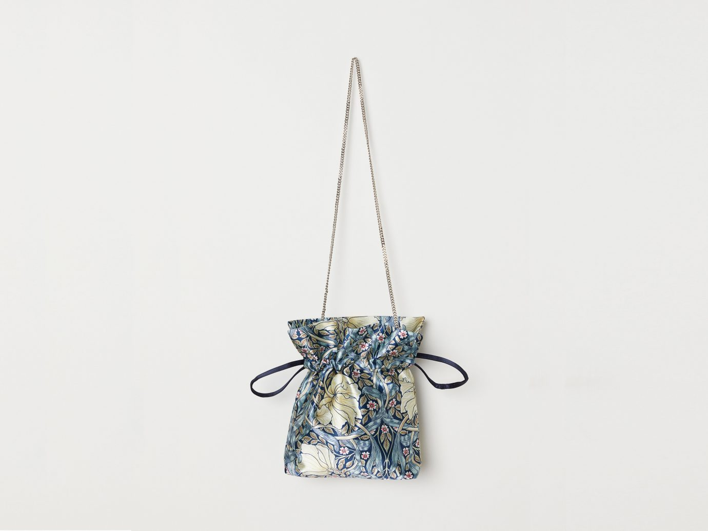 H&M Satin Pouch Bag