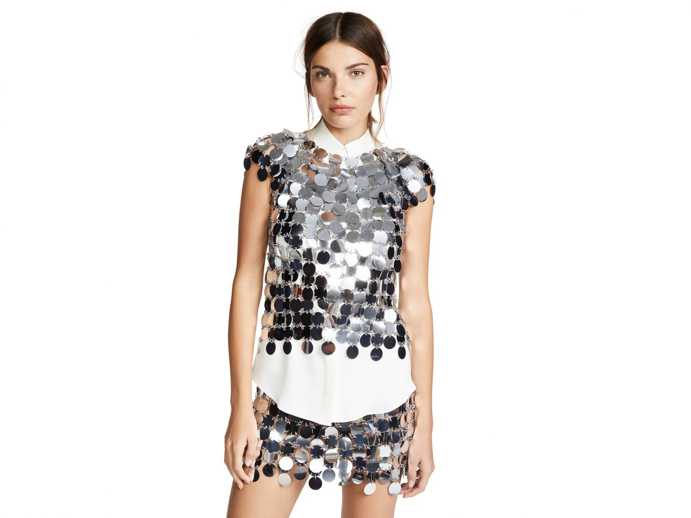 Paco Rabanne Chain Top