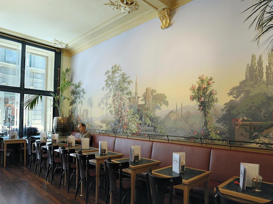 Cafe Schober, Zurich