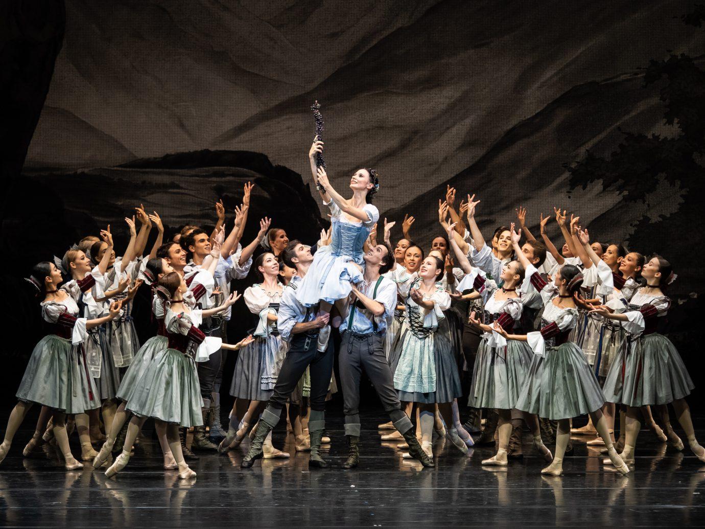 performance at Wiener Staatsoper