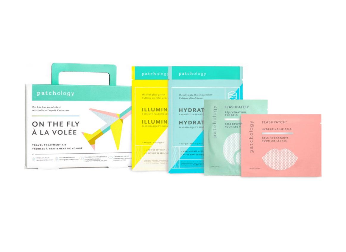 Patchology On the Fly Multi-Masking Travel Skincare Kit