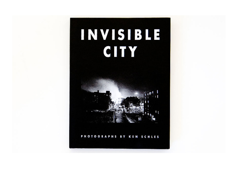 Invisible City, by Ken Schles