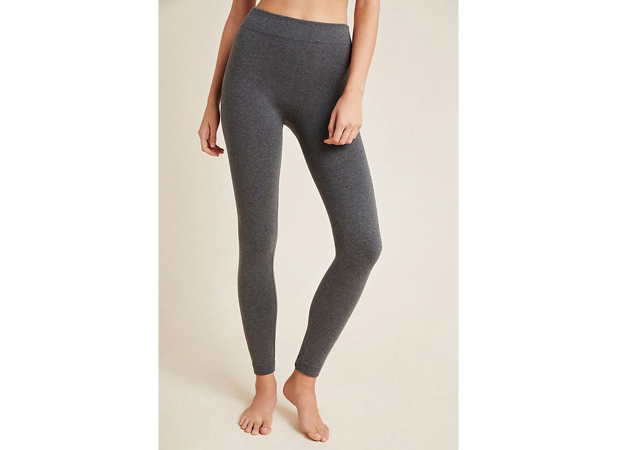 Hansel From Basel Fleece-Lined Leggings