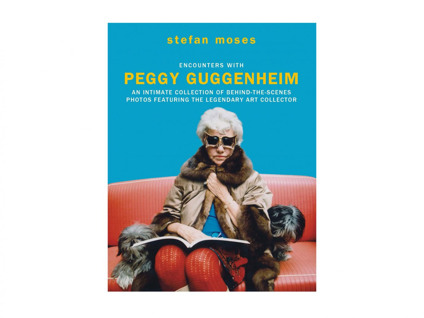 Encounters with Peggy Guggenheim book