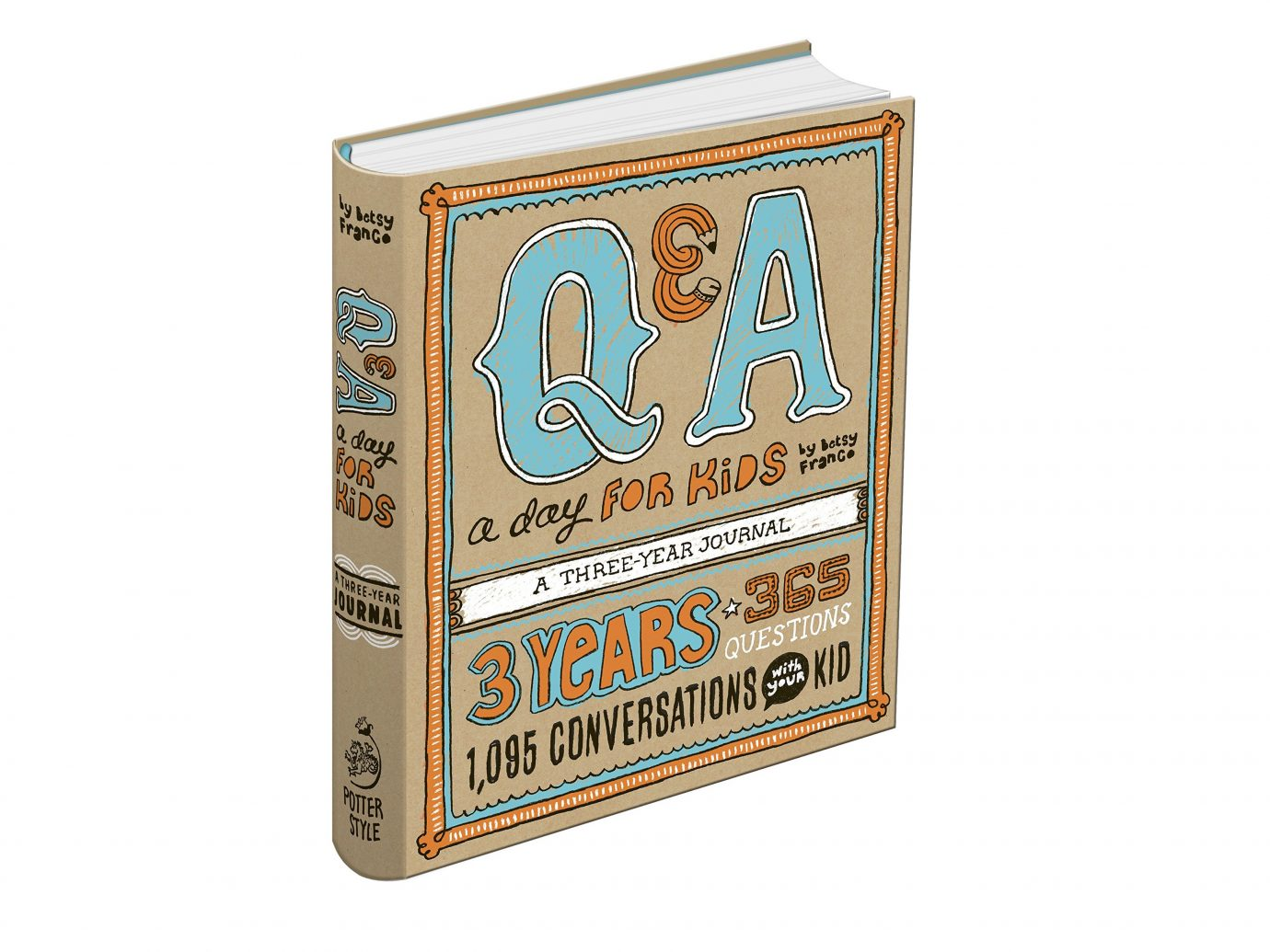 : Q+A a Day for Kids