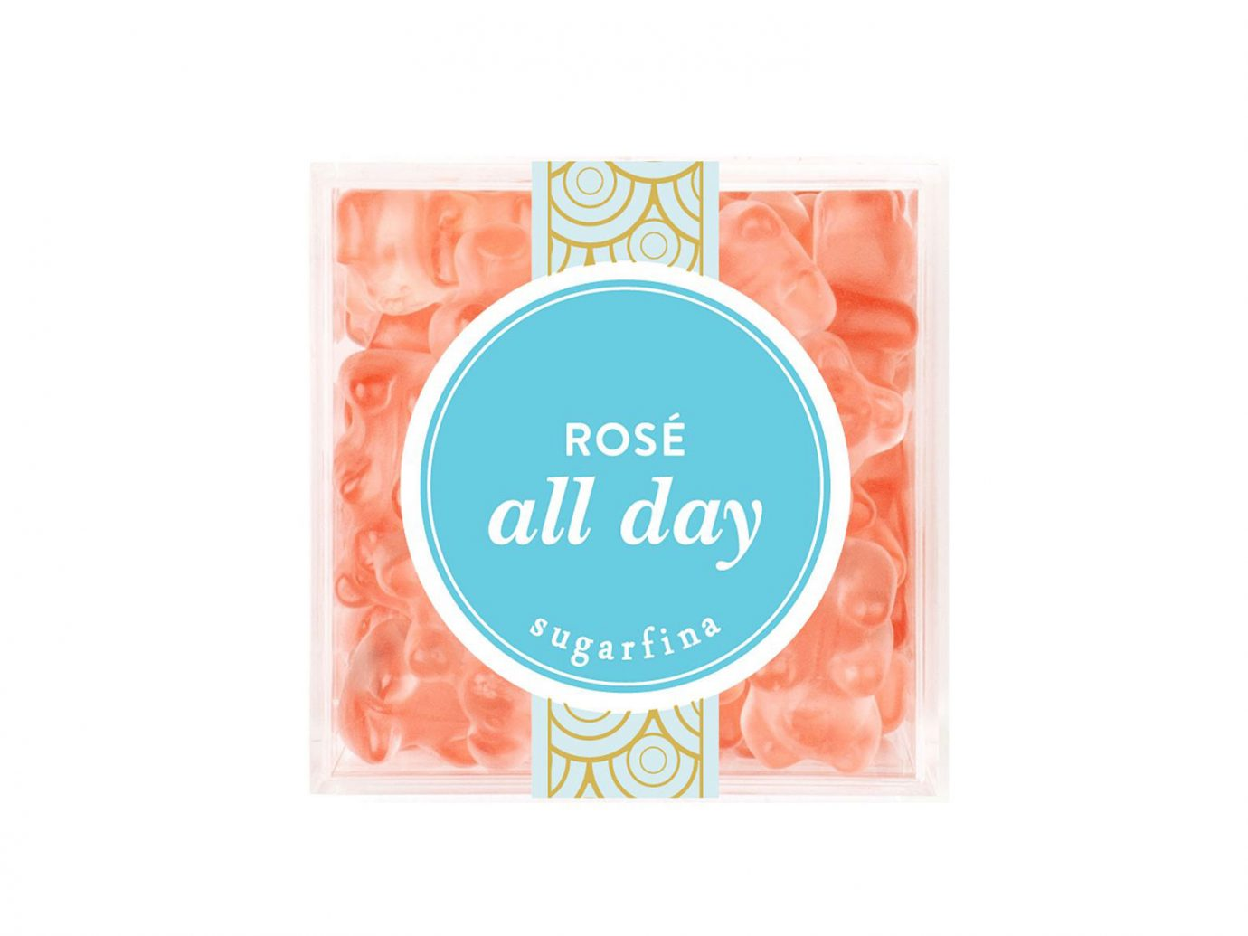 Sugarfina Rosé Infused Gummy Bear Gift Box