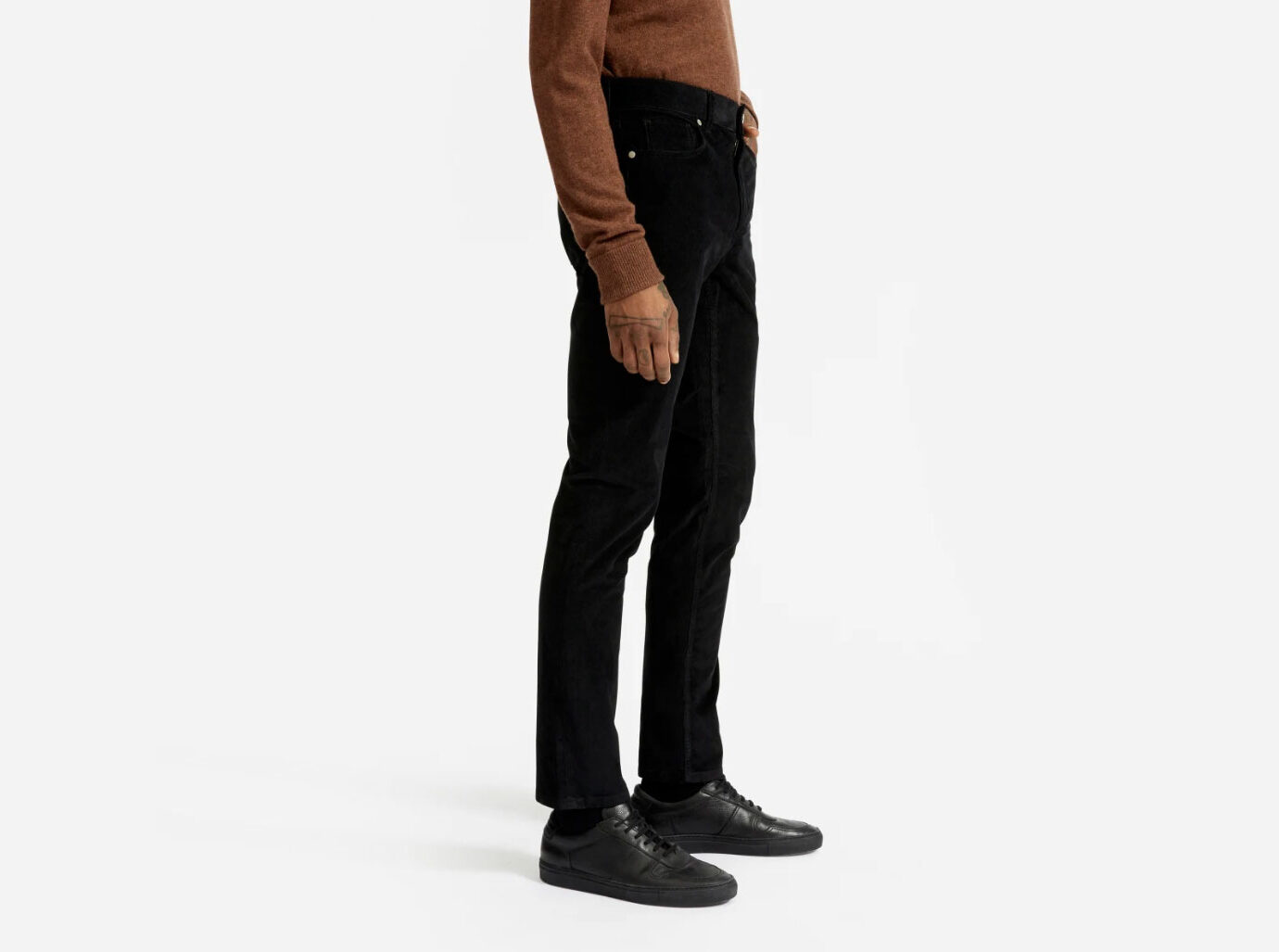 The Corduroy 5-Pocket Slim Pant — $68