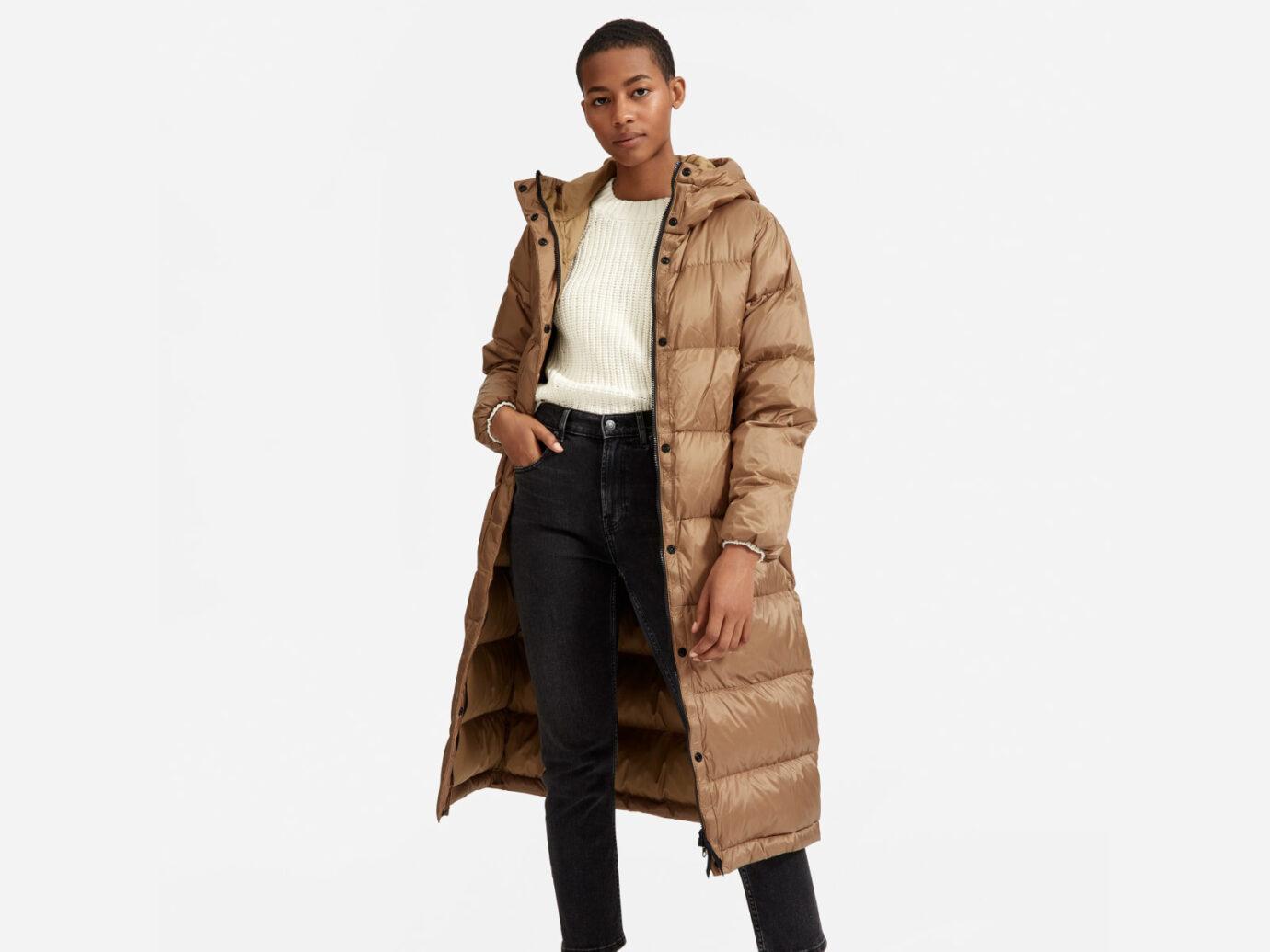 Everlane Puffer Coat