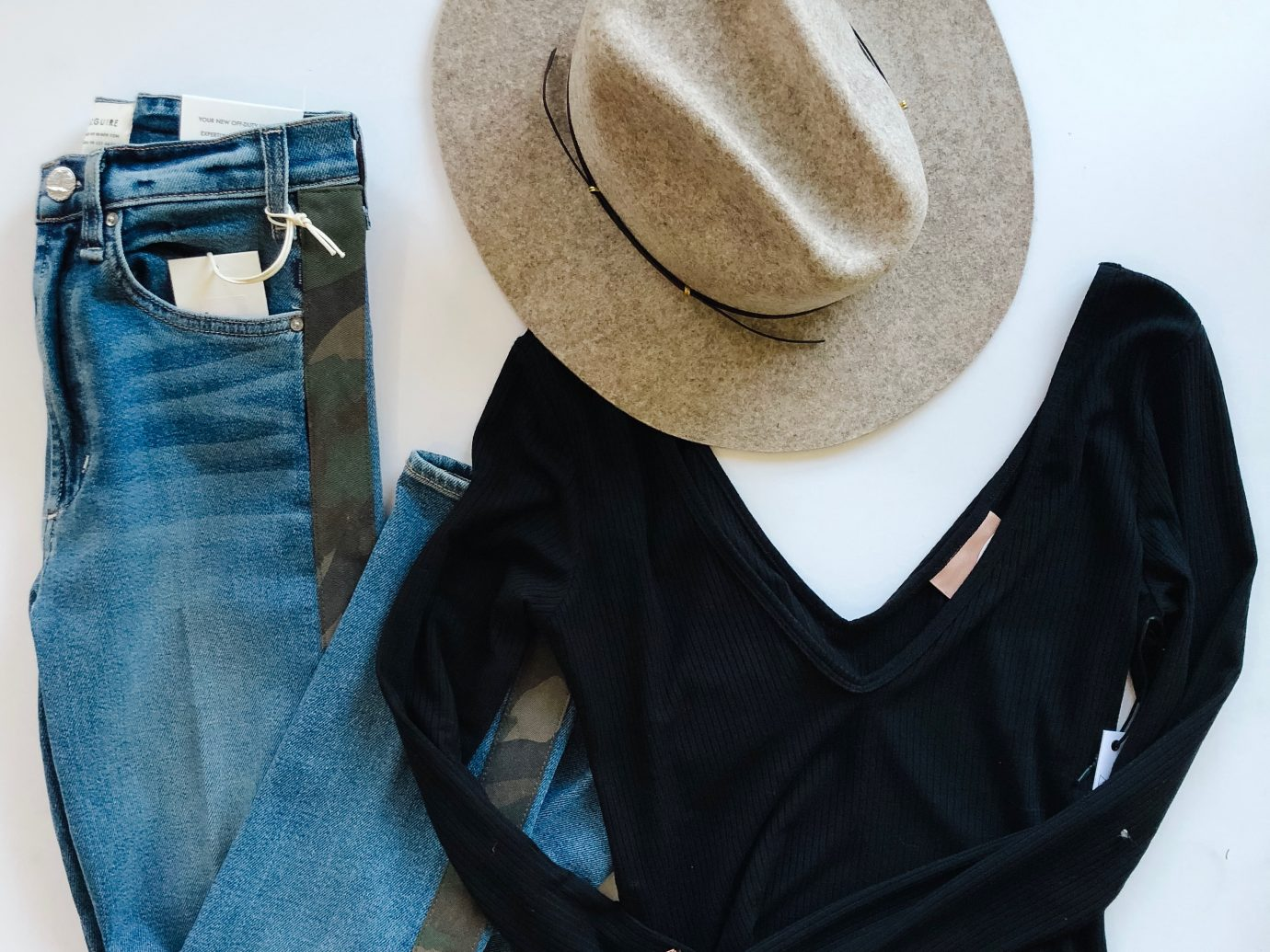 Clothing from Madison and Melrose
