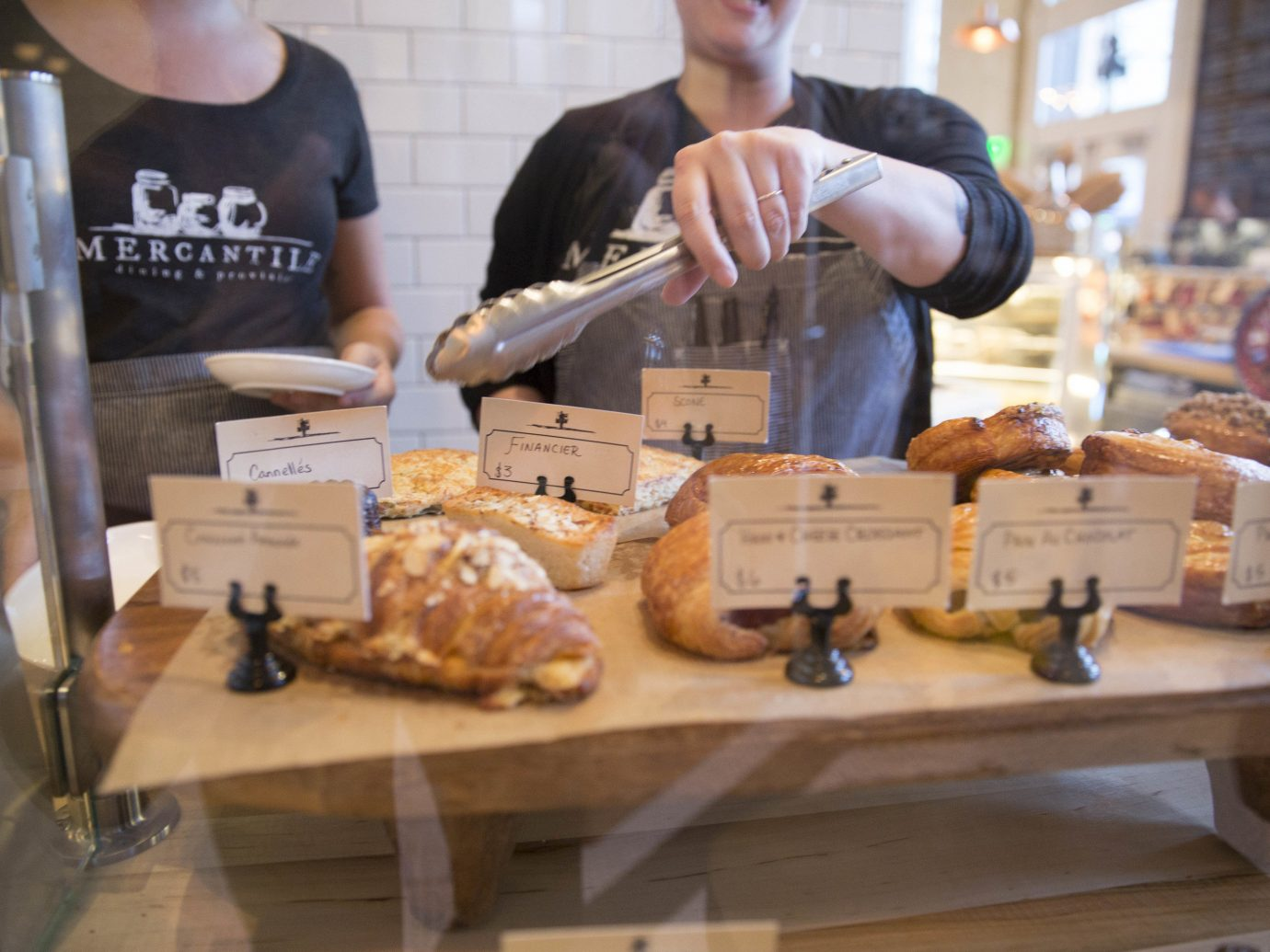 Sandwiches at Mercantile Dining and Provisions