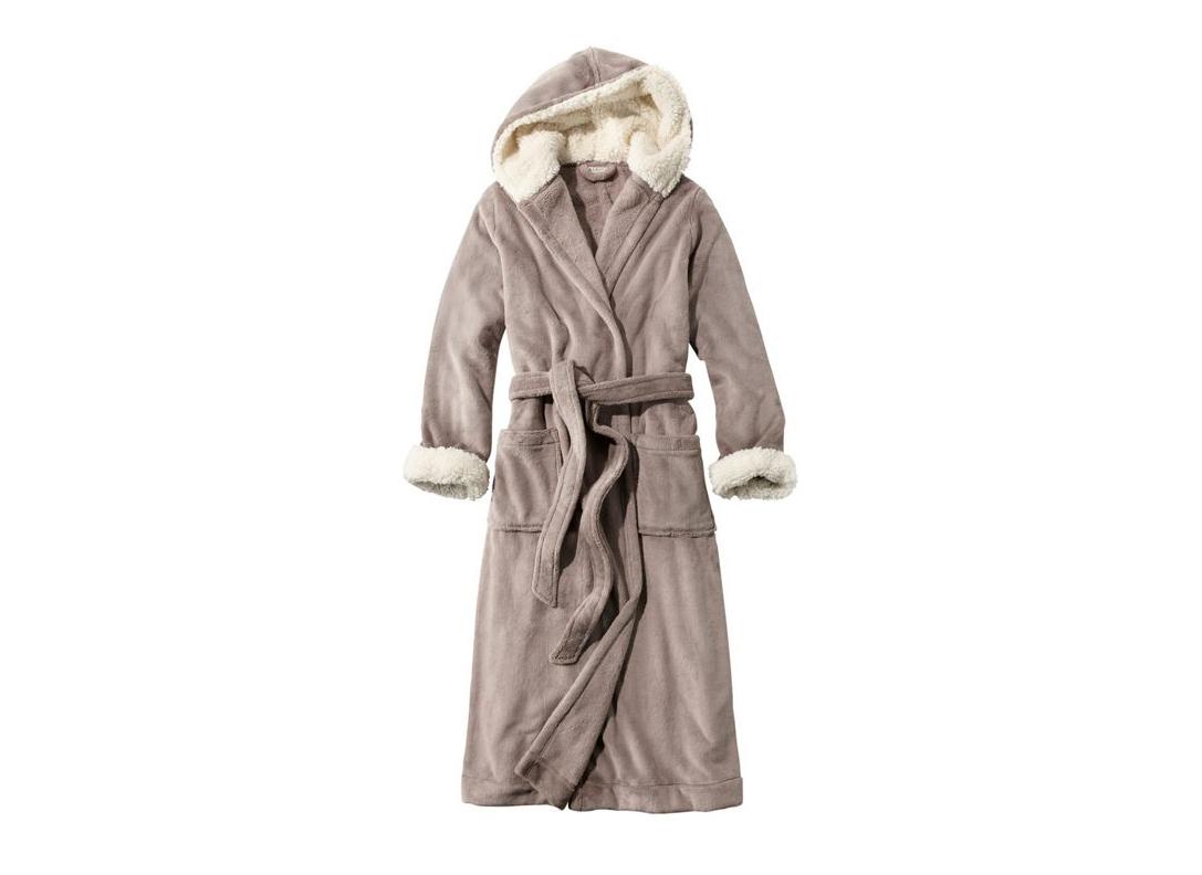L.L.Bean Wicked Plush Robe
