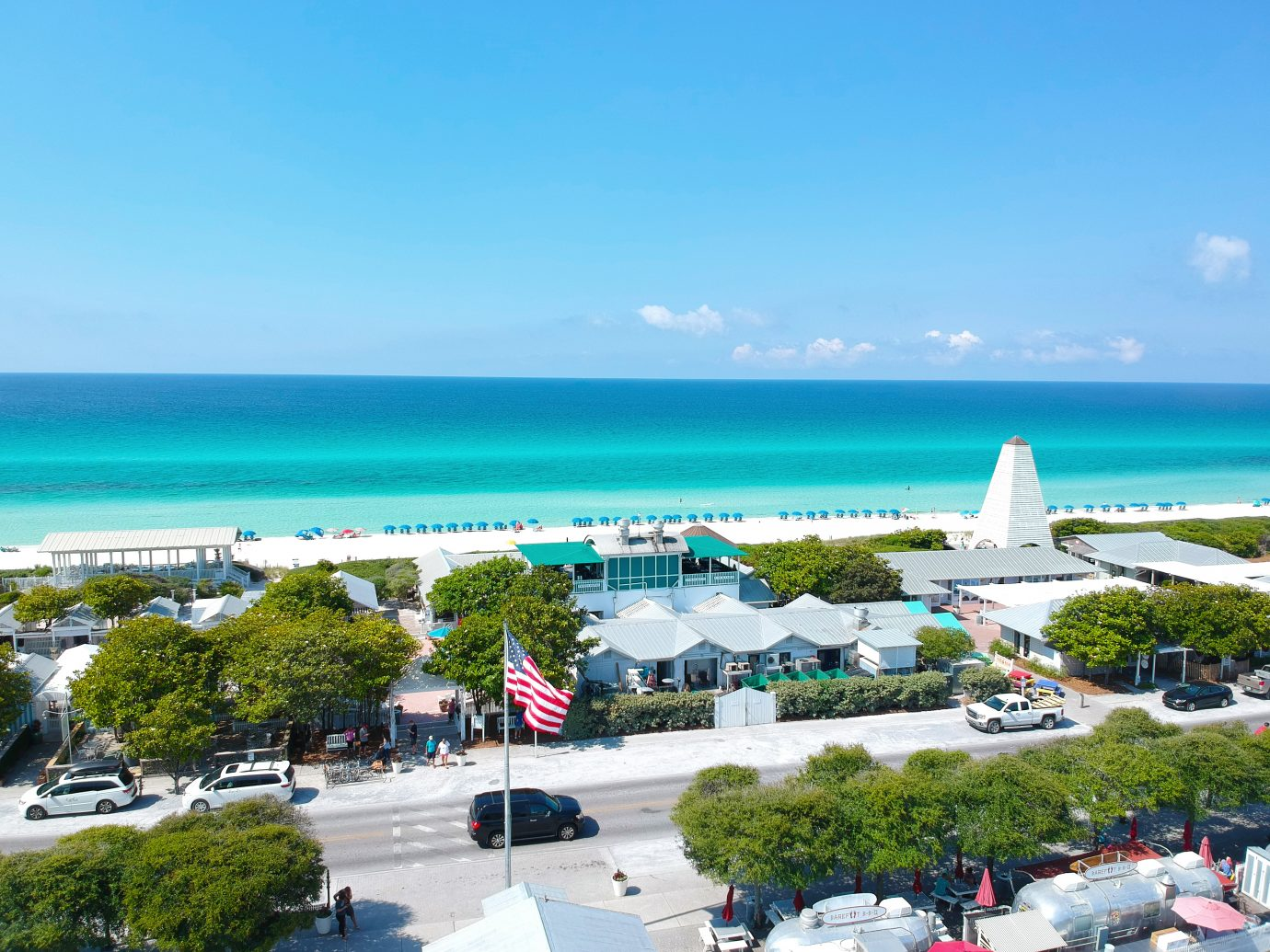 Beach in Seaside, FL