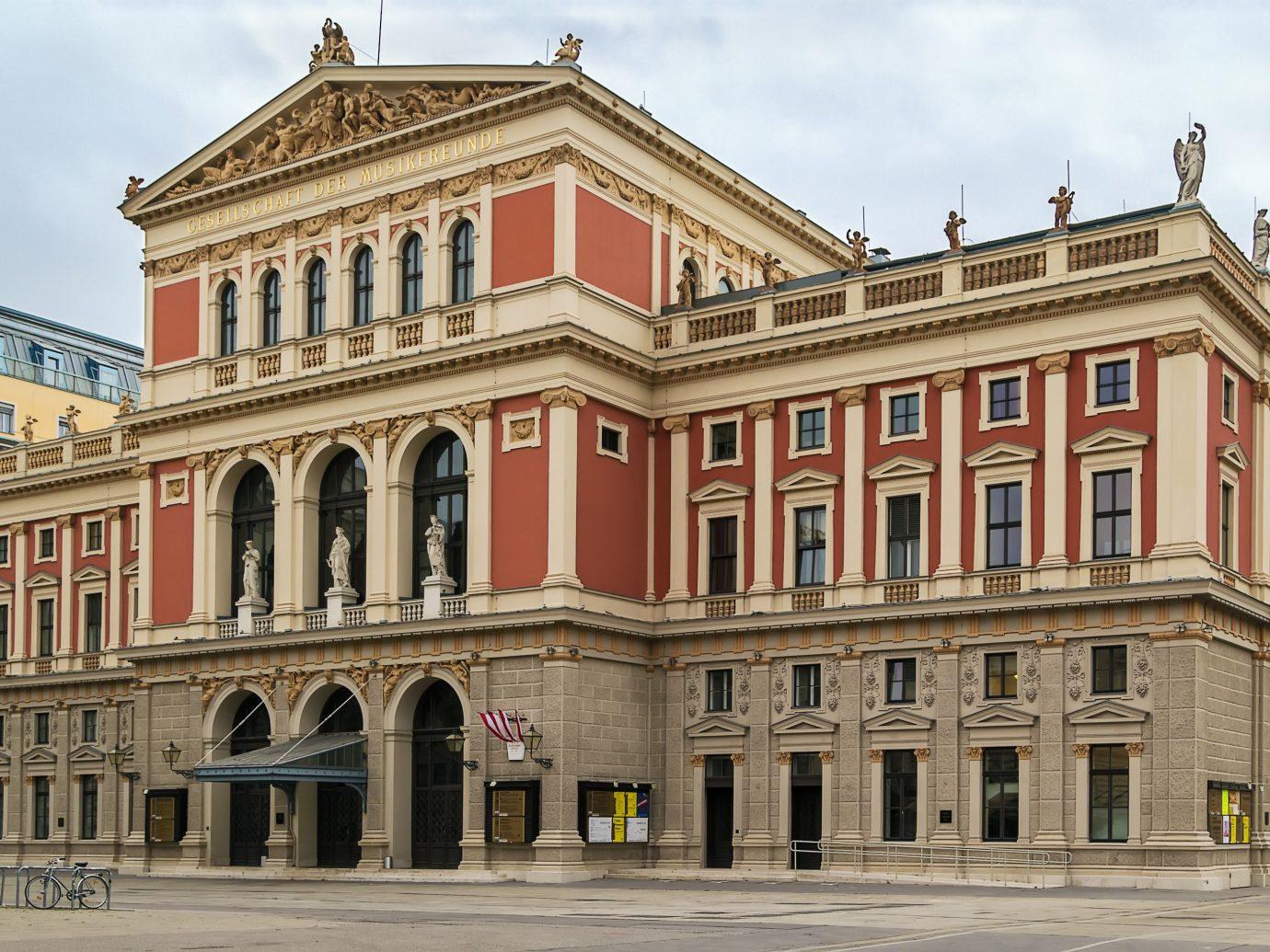 Wiener Konzerthaus in Vienna