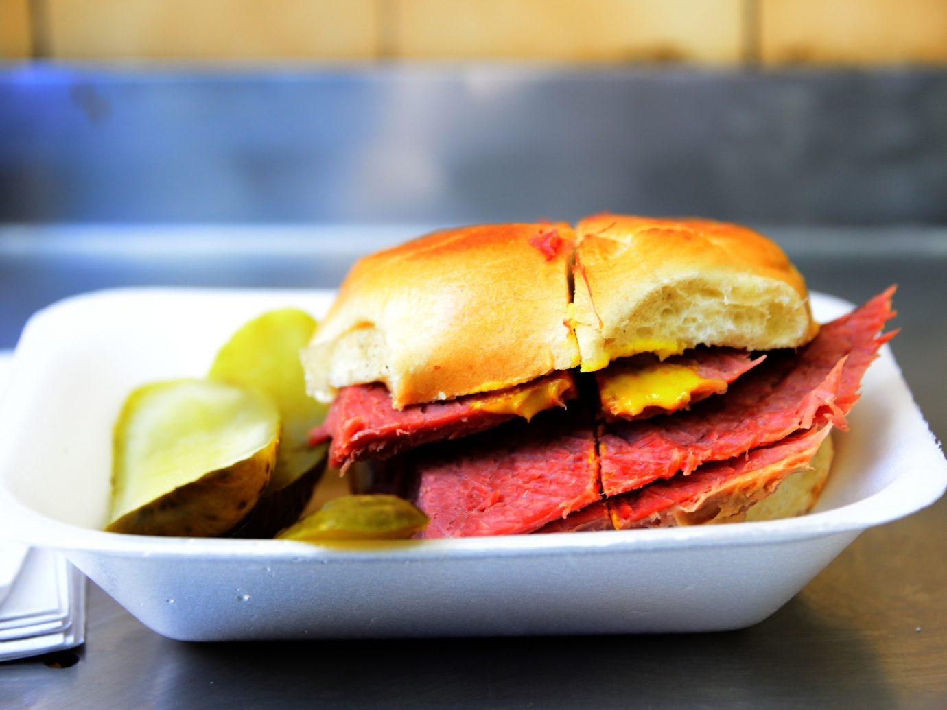 Sandwich in London