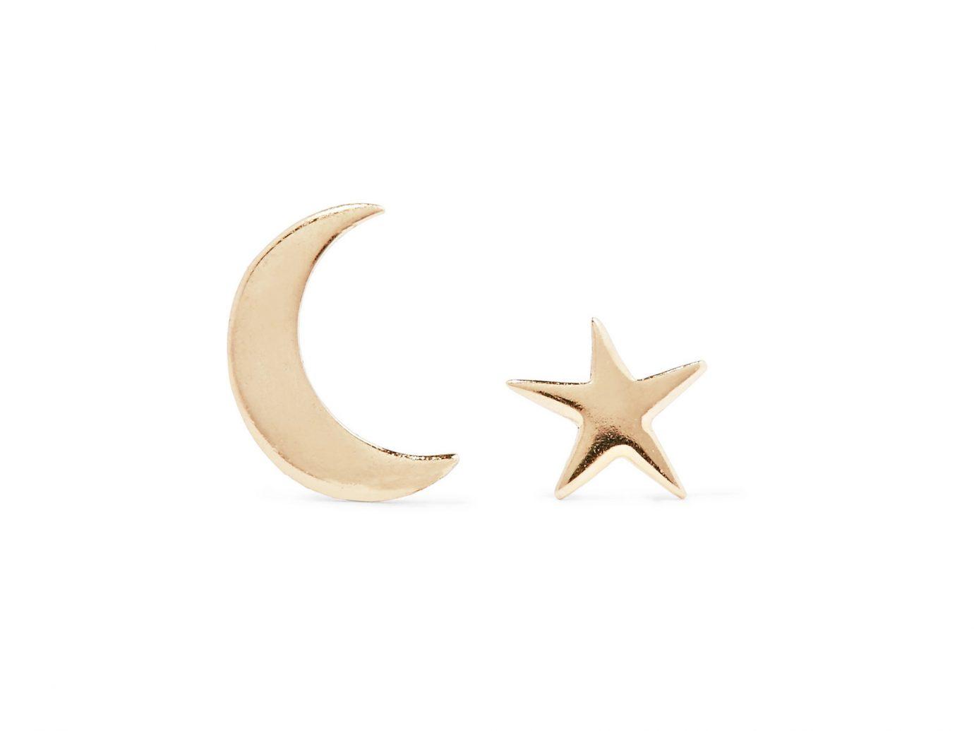 Catbird Tiny Dancer gold earrings
