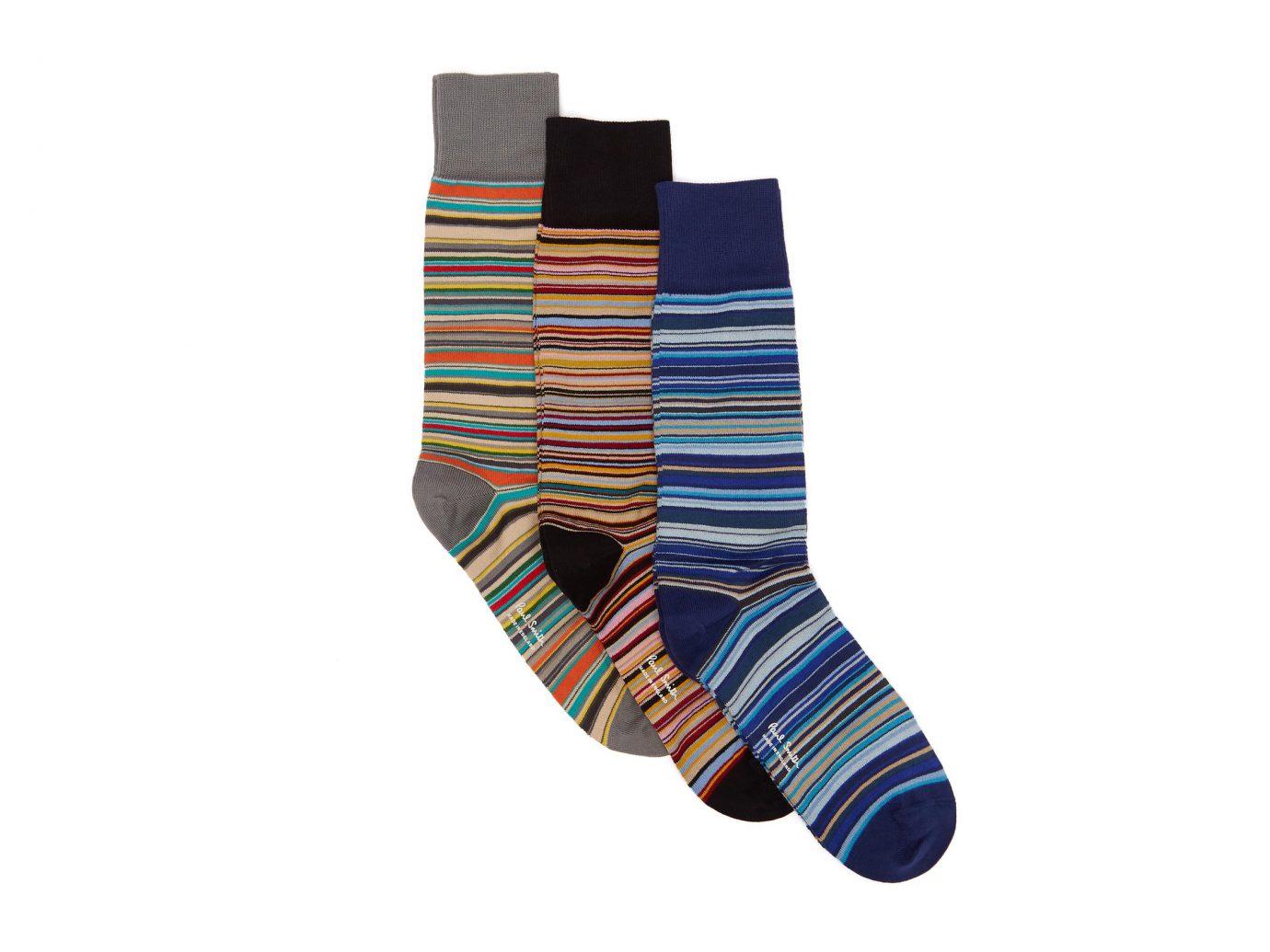 Paul Smith Signature stripe cotton-blend socks