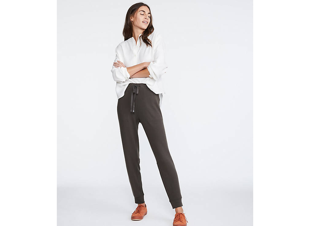 Lou & Grey Signaturesoft Plush Upstate Sweatpants
