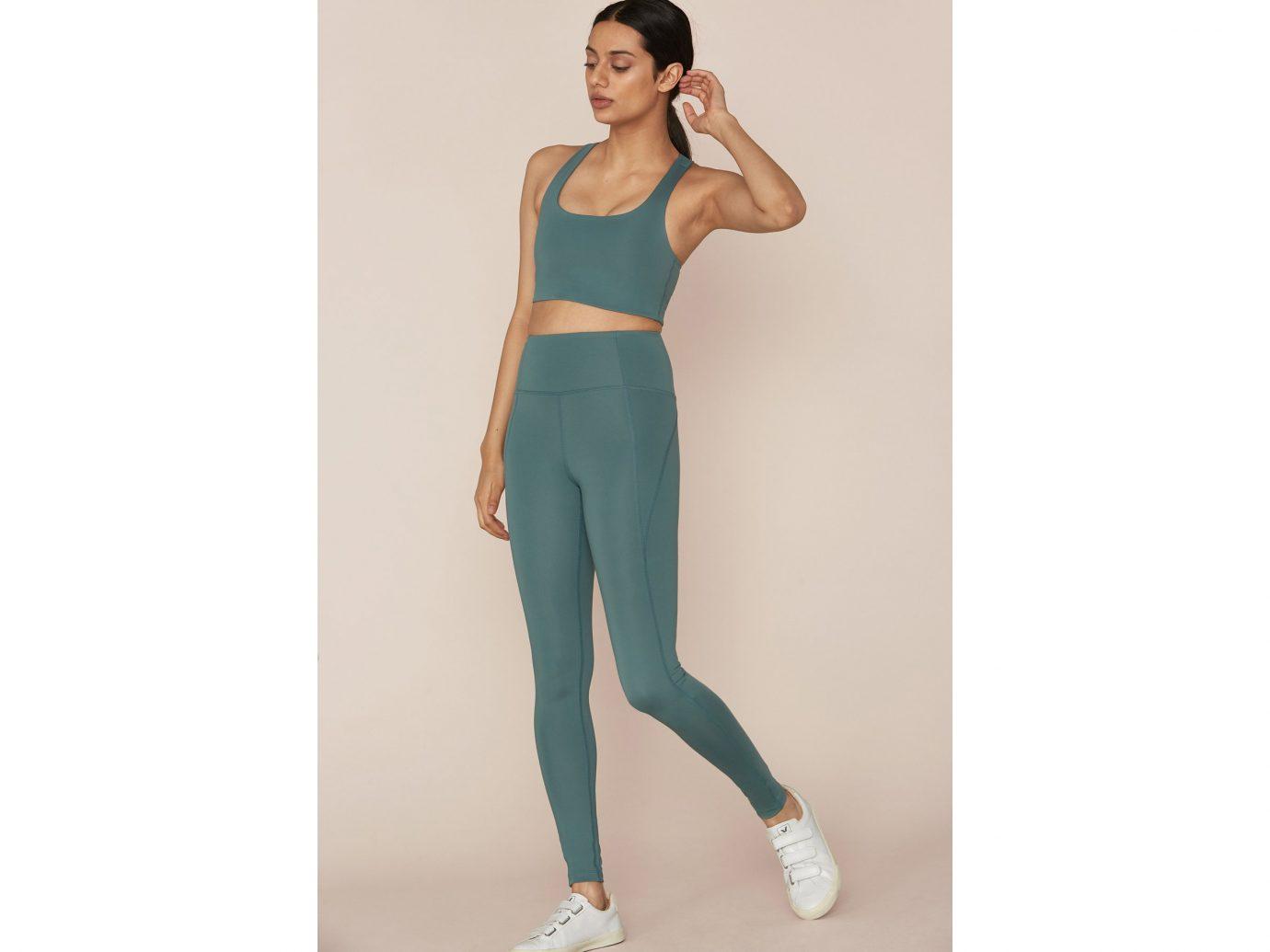 Girlfriend Collective Jade Compressive High-Rise Legging
