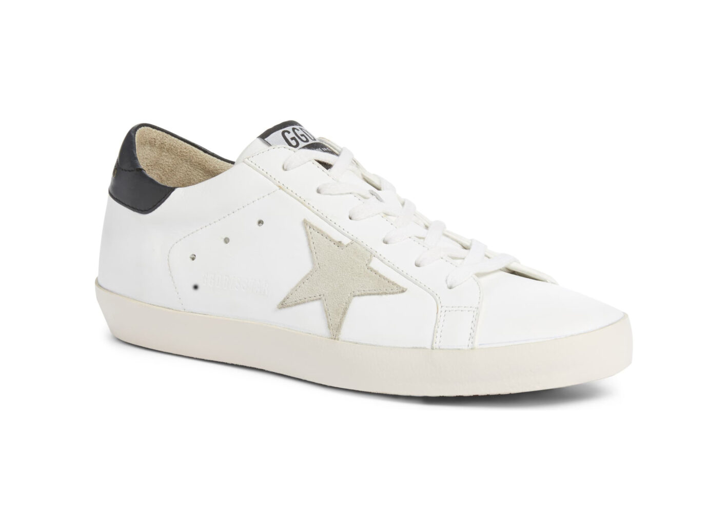 Golden Goose Superstar Metallic Sneaker