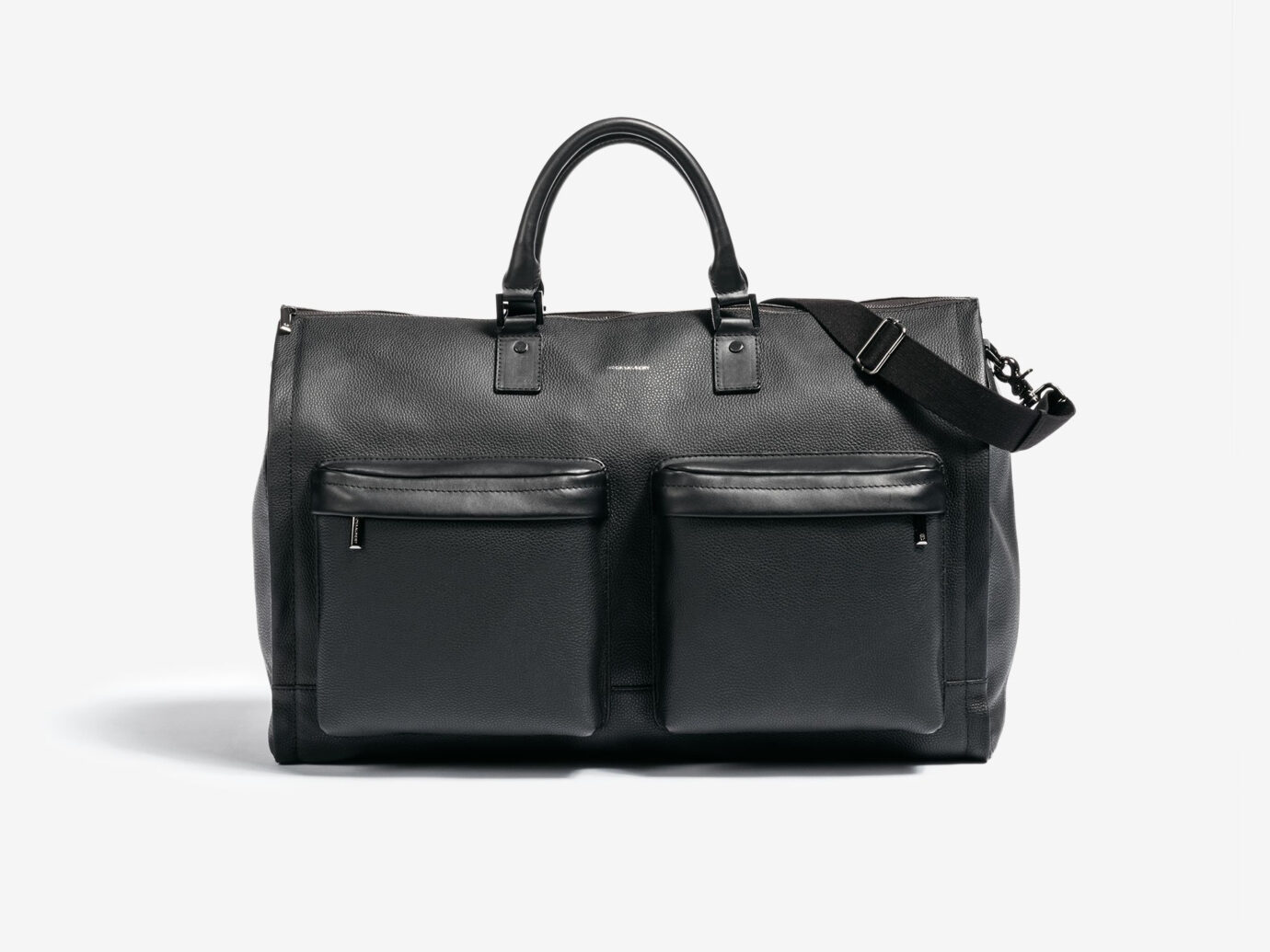Hook & Albert Gen 2 Leather Garment Weekender Bag