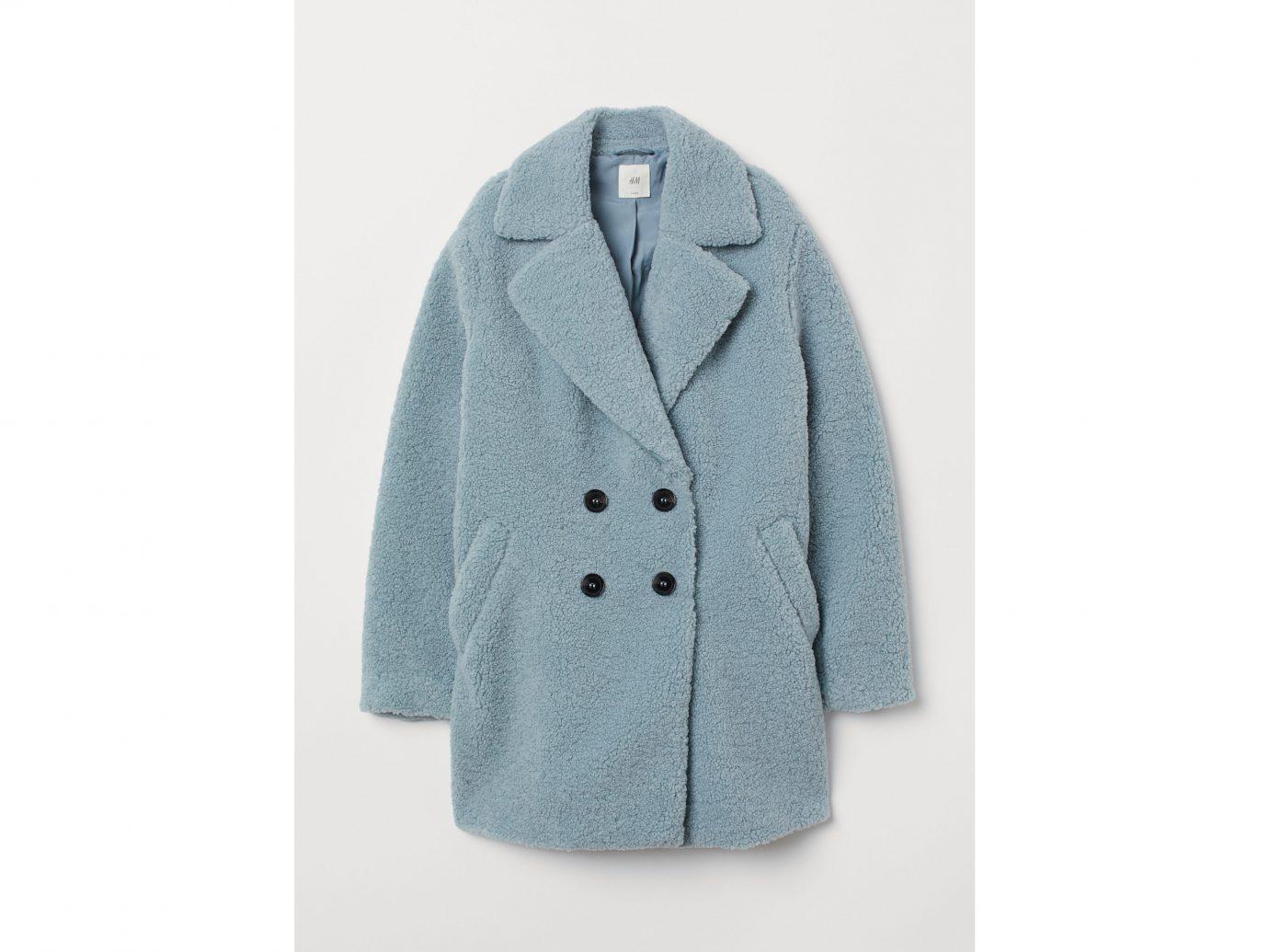 H&M Pile Coat