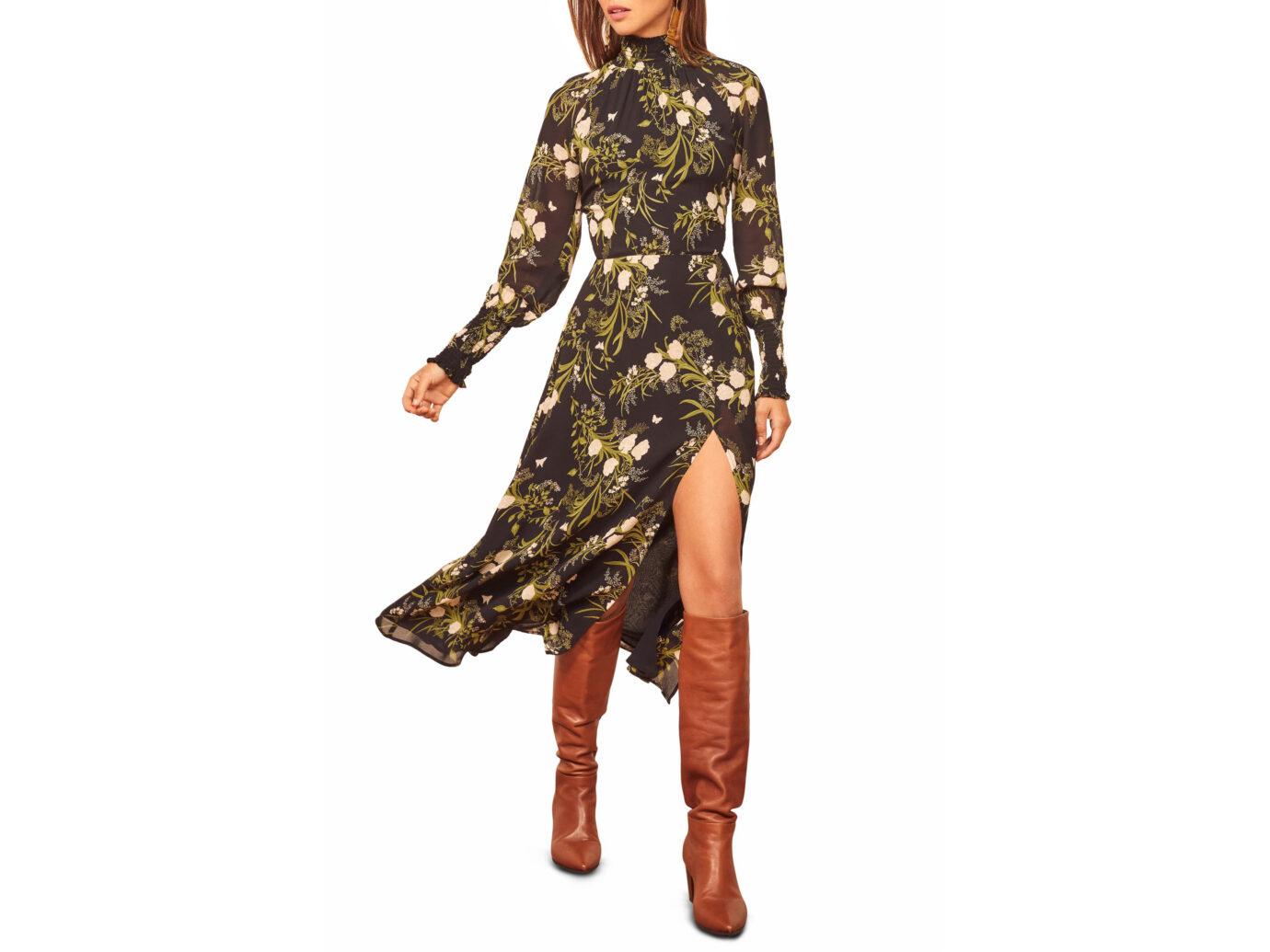 Reformation Valentin Dress