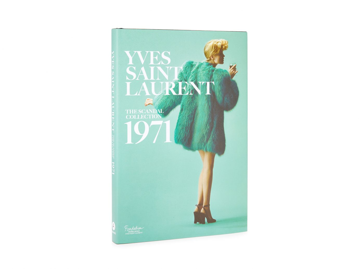 Yves Saint Laurent: The Scandal Collection Book