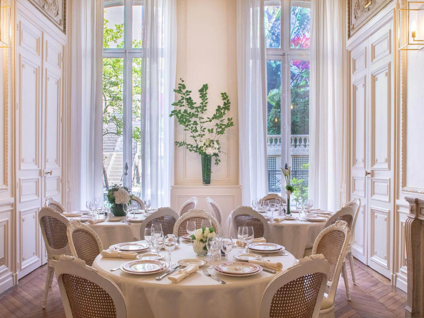 Event space at Hotel Alfred Sommier