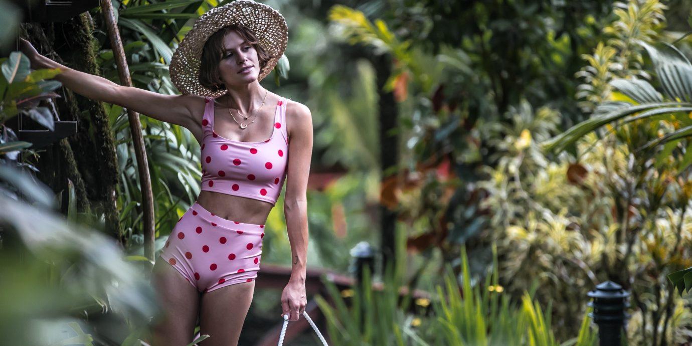 Girl in Costa Rica