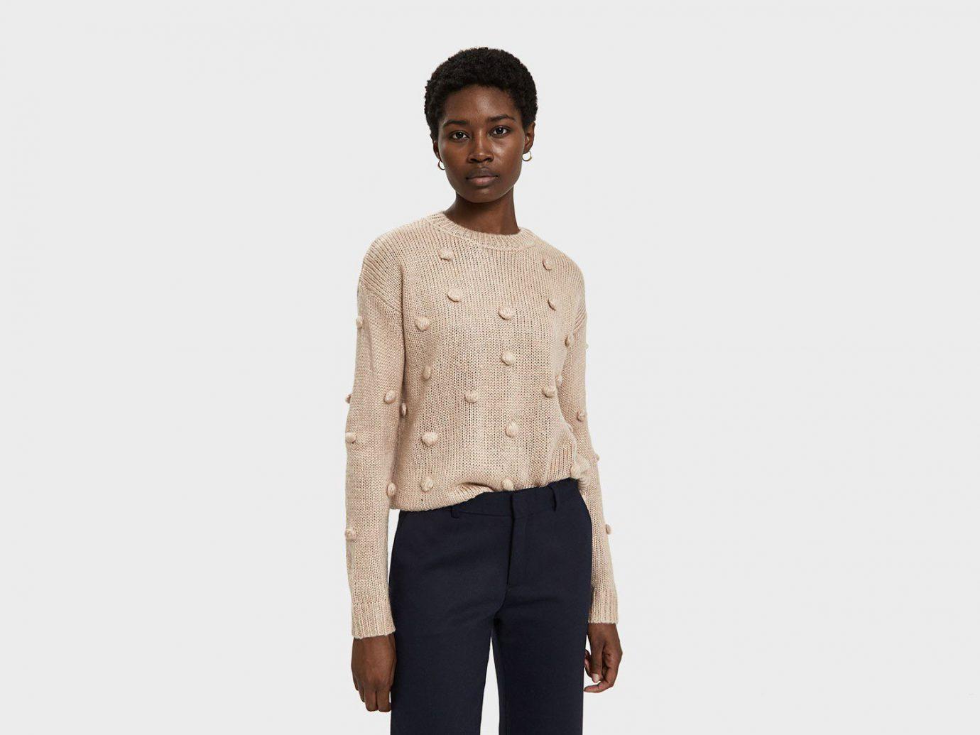 Farrow Kaycee Pom Pom Sweater