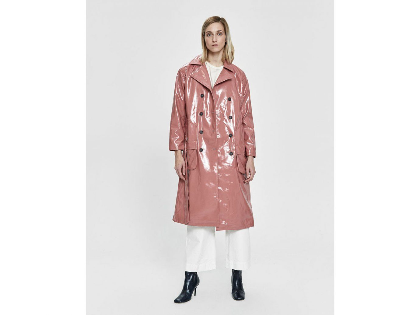 Farrow Sonia Patent Trench