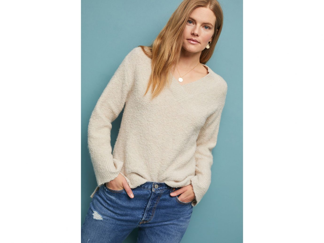 Anthropologie Clayton Sweater