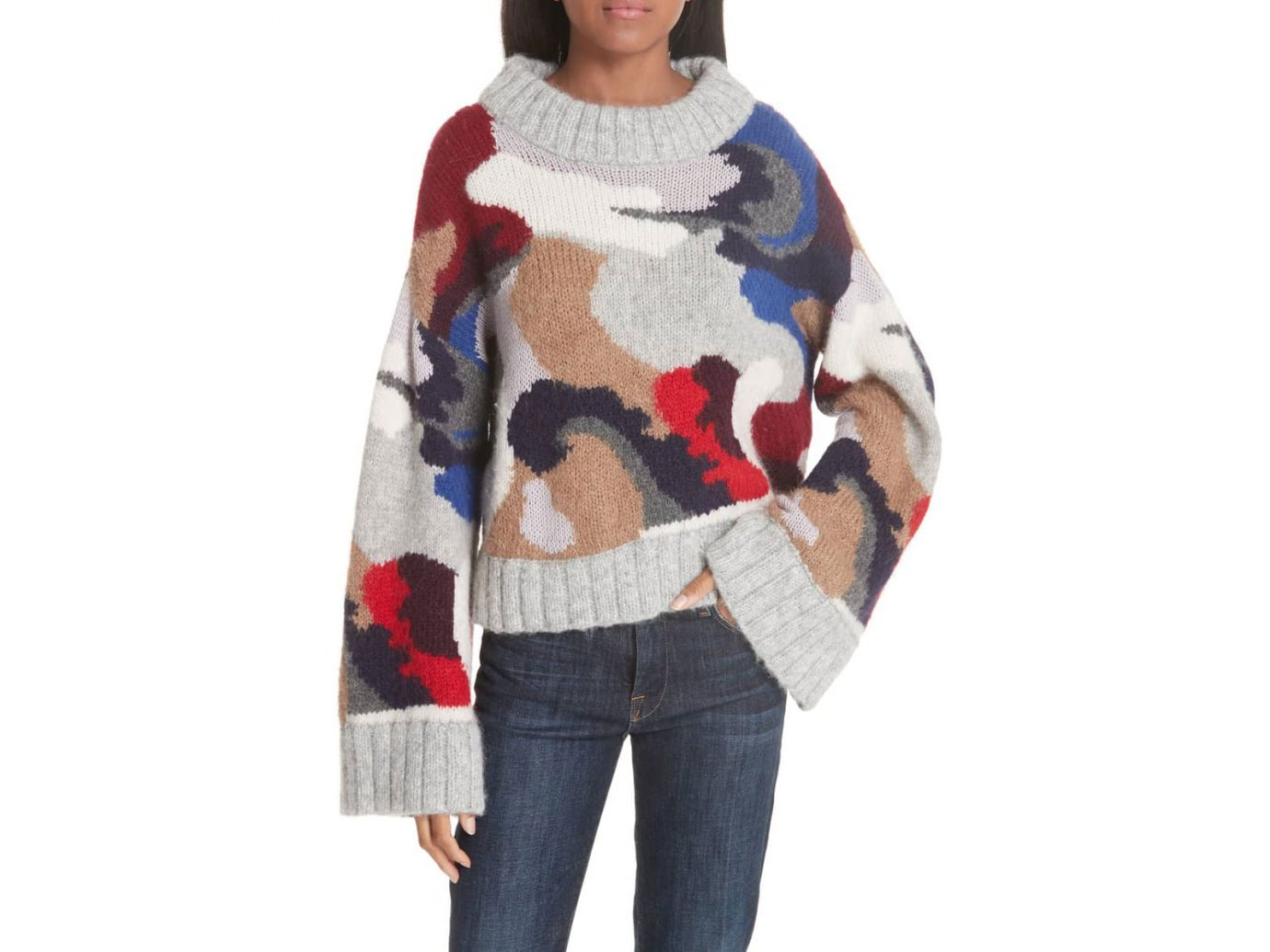Eleven Six Kira Alpaca Blend Sweater