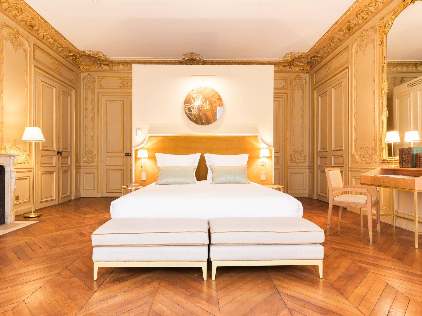 Suite Dorée at Alfred Sommier Hotel