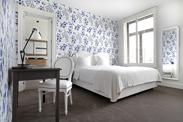 Bedroom at Made in Louise
