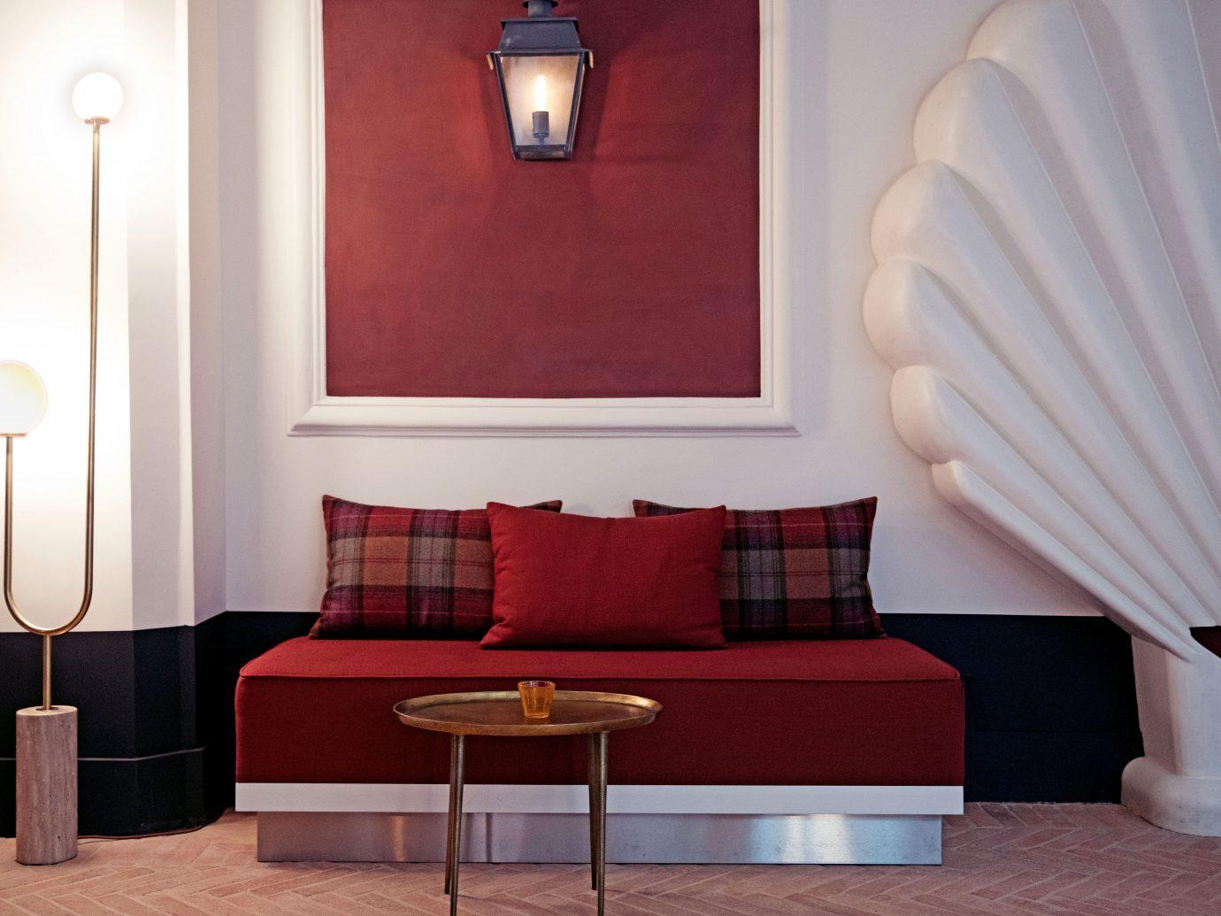Living room at Hotel des Grands Boulevards