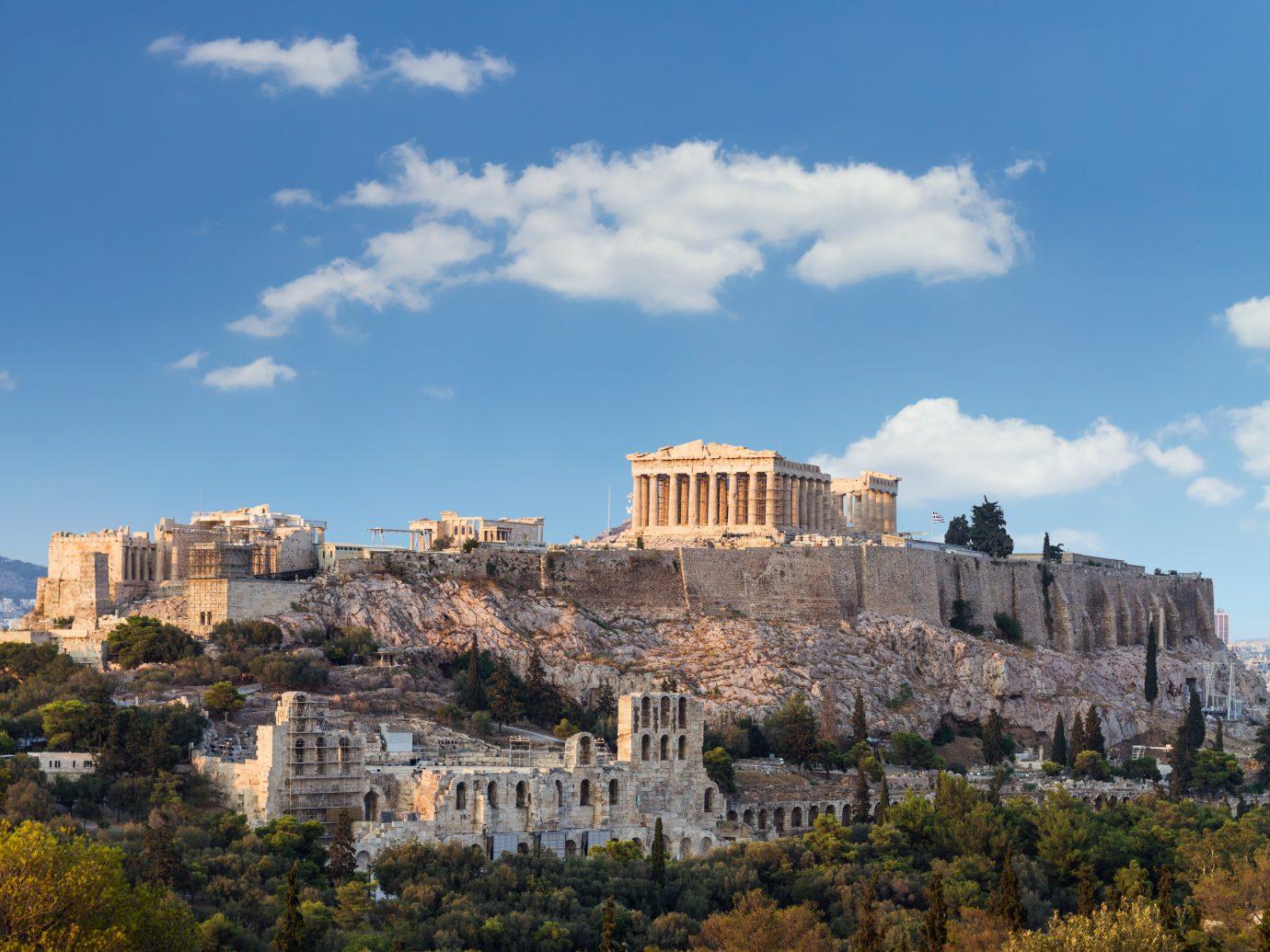 Parthenon, temple on the Athenian Acropolis,