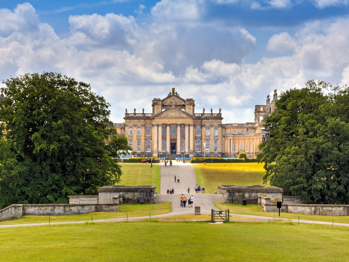Blenheim Palace, Woodstock, Oxfordshire, England