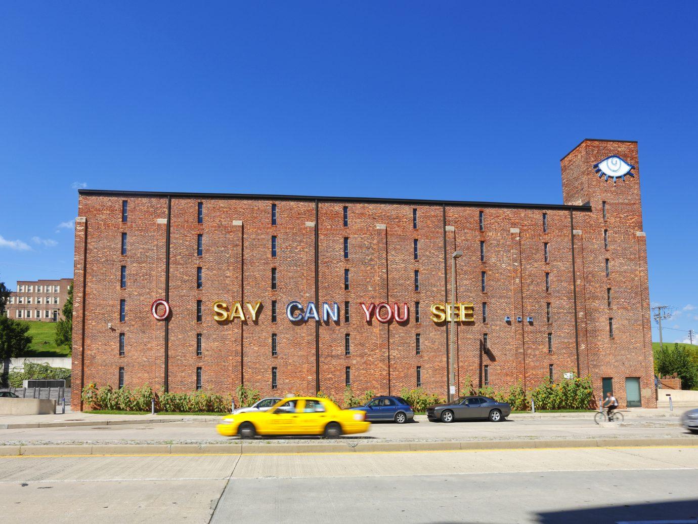The American Visionary Art Museum in Baltimore